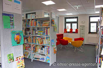 Bibliothek Kall ist wieder offen › Eifeler Presse Agentur - epa - Eifeler Presse Agentur - Nachrichten