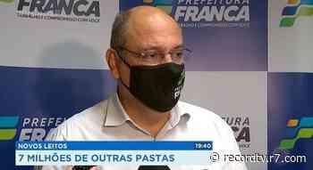 Franca terá 21 novos leitos de UTI - RecordTV Interior SP - R7 SP Record - Record TV