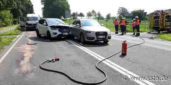 Leichlingen: Lieferwagen fährt auf: Zwei Verletzte bei Unfall in Sonne - Kölner Stadt-Anzeiger