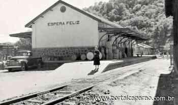 Trecho de Espera Feliz e Caparaó pode ser explorado com trem turístico - Portal Caparaó