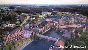 Elora Mill eyeing six building expansion along the Grand River - CTV Toronto