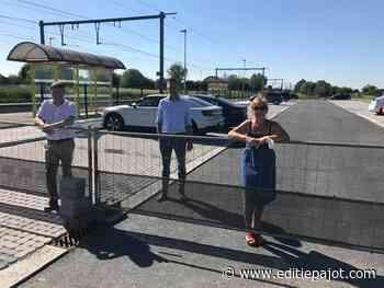HERNE – Stationsomgeving klaar voor een duurzame toekomst - Editiepajot