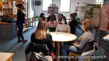 Au lycée Bovelles de Noyon, des séances de sophrologie avant les épreuves du bac - Courrier picard