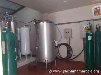 Melgar: Plantas de oxígeno no funcionan en el hospital San Juan de Dios de Ayaviri - Pachamama radio 850 AM