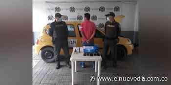 Taxista capturado por complicidad de hurtos en Melgar - El Nuevo Dia (Colombia)