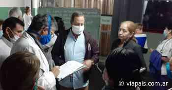 Médicos del hospital San Vicente de Paúl renunciaron a las horas de guardia de terapia intensiva - Vía País