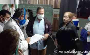 Jornada escandalosa en el hospital San Vicente de Paúl - El Tribuno.com.ar