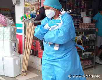Mujer da a luz en una tienda de abarrotes en San Vicente - El Diario Ecuador