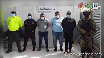 Aseguran a sospechosos de robo millonario en joyería de Montería - RCN Radio