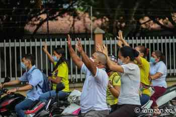 'Caravana de oración' recorrió las diferentes clínicas de Montería - LA RAZÓN.CO