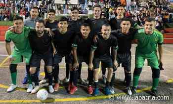 Otro título para la Universidad de Manizales en el microfútbol caldense - La Patria.com