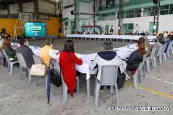 Alcalde de Manizales se reúne con rectores de colegios para escuchar sus inquietudes sobre el regreso presencial a clases - La Patria.com
