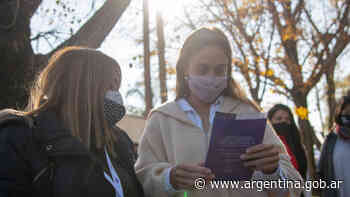 El INJUVE en Quilmes: visita a organizaciones comunitarias y jornada #ReCooperAr del Estado en tu barrio - Argentina.gob.ar Presidencia de la Nación