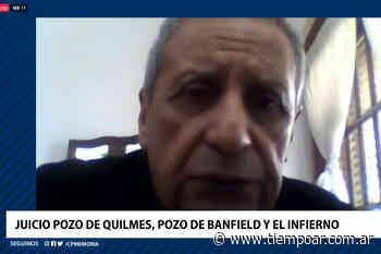 Un sobreviviente del Pozo de Quilmes apuntó contra la responsabilidad empresarial - Tiempo Argentino