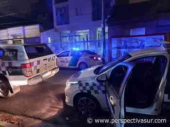 Un detenido tras accionar de la Patrulla Urbana Quilmes - Perspectiva Sur