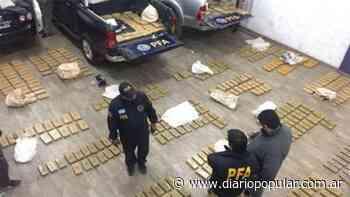 Cayó banda narco que vendía estupefacientes en la Patagonia - Popular