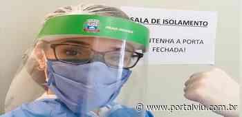 Enfermeira de Praia Grande (SP) é diagnosticada com Covid-19 pela terceira vez em um ano - Portal Viu