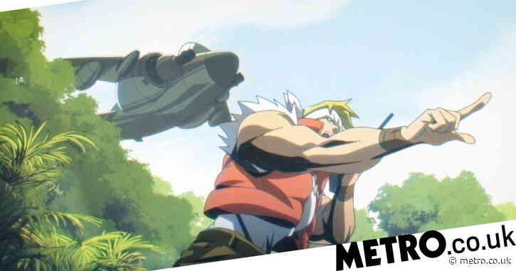Metal Slug Tactics is a turn-based shooter that looks fantastic