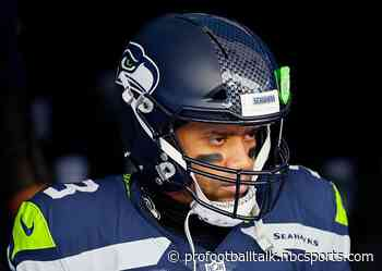 """Russell Wilson insists he never requested trade and """"is here to win it all"""""""