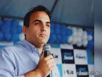 Prefeito de Pilar anuncia convocação de aprovados em Concurso Público - O Fato Agência de Notícias