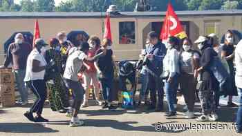 Conflans-Sainte-Honorine : la péniche humanitaire de «La Pierre Blanche» tangue mais ne coulera pas - Le Parisien