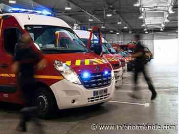 Seine-Maritime : violent incendie d'appartement à Grand-Couronne, dix-sept locataires relogés - InfoNormandie.com