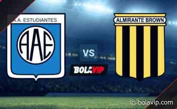 CÓMO VER ONLINE Estudiantes Río Cuarto vs. Almirante Brown por la Primera Nacional - Bolavip