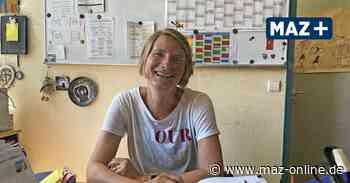 Sozialarbeiterin des Lise-Meitner-Gymnasiums Falkensee über ihre Arbeit. - Märkische Allgemeine Zeitung