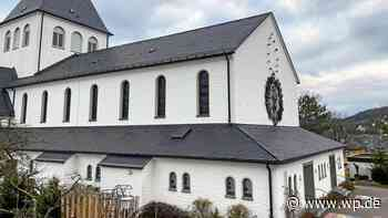 Unbekannte schlagen Fenster von Kirche in Meschede ein - WP News