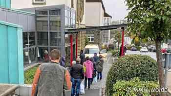 Klinikum HSK in Meschede erlaubt Besuche unter Auflagen - WP News