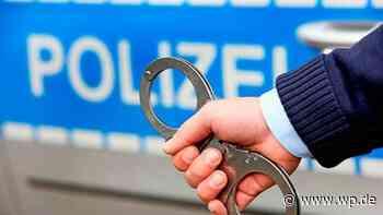 Meschede: Drogen am Schulgebäude, Mann wird aggressiv - WP News