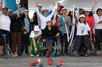 En Armenia se realizará Festival Recreodeportivo de Discapacidad - El Quindiano S.A.S.