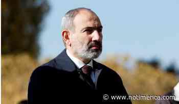 AMP.-Armenia/Azerbaiyán.-Pashinián ofrece la extradición de su hijo a Azerbaiyán a cambio de liberar a presos armenios - www.notimerica.com