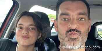 ¡La hija de Gaby Espino se reúne con su padre, Cristóbal Lander, tras un año sin verse! - People en Español