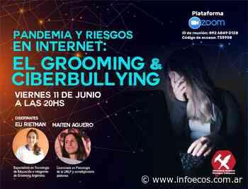 La Juventud Radical de Trenque Lauquen organiza una charla sobre el Grooming y el Cyberbullying - InfoEcos