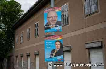 Die letzte AfD-Hochburg in Sachsen-Anhalt - Zeitz – wo die AfD das Direktmandat holte - Stuttgarter Zeitung