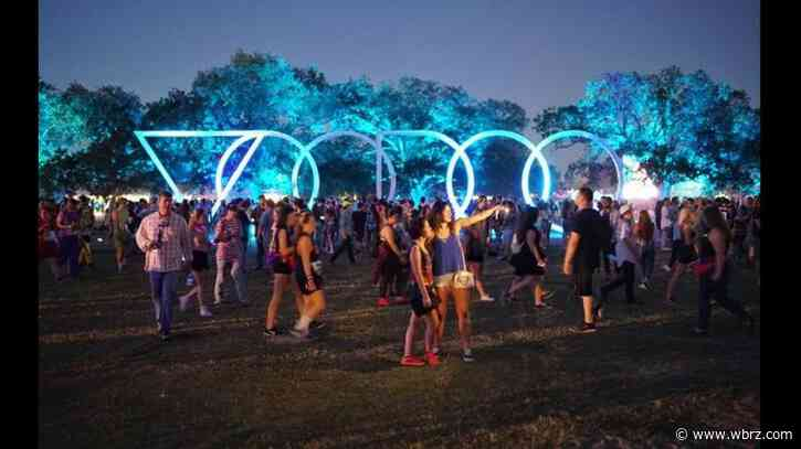 Voodoo Fest canceled, will return in 2022