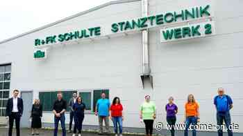 Plettenberg: Impfzentrum für 12.000 Angestellte im MK öffnet - come-on.de