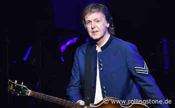Neue Doku-Serie: Paul McCartney wird von Rick Rubin... - Rolling Stone