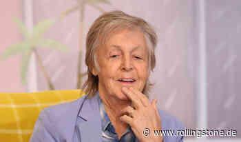 Paul McCartney wird mit Briefmarken-Kollektion... - Rolling Stone