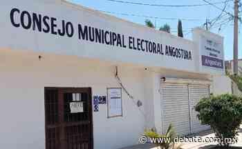 Elecciones 2021: Cómputo Distrital en Angostura avanza a un 50 por ciento - Debate