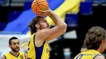 Daniel Mayr verlängert bei den EN Baskets Schwelm - Westfalenpost