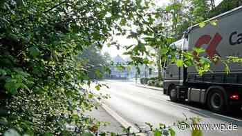 Bürgersteig in Schwelm ist der neue Dschungelpfad - Westfalenpost