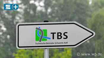Mit den neuen Technischen Betrieben Schwelm spart der Bürger - Westfalenpost