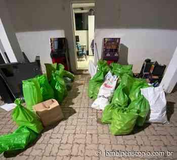Milhares de bebidas desviadas de fábrica são apreendidas em Itu - Jornal Periscópio