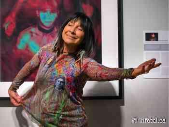 Buffy Sainte-Marie's digital art exhibit coming to Penticton Art Gallery | iNFOnews | Thompson-Okanagan's News Source - iNFOnews