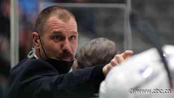 Blue Jackets promote Brad Larsen to take over from John Tortorella as head coach