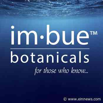 Imbue Botanicals, LLC Signs Preferred Vendor Agreement with Garden State Pharmacy Owners (GSPO) - EIN News