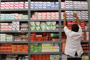 As COVID-19 Wreaks Havoc in India, the 'World's Pharmacy' Exports Slow - The Epoch Times