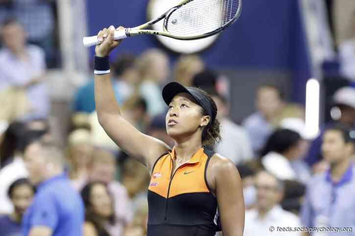 Tennis Star Naomi Osaka Joins Other Athletes to Champion Mental Health
